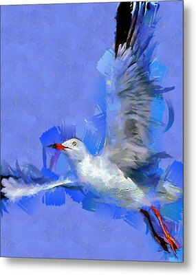 Freedom Metal Print by Georgi Dimitrov