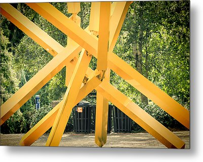 French Fries Metal Print by Joan Carroll