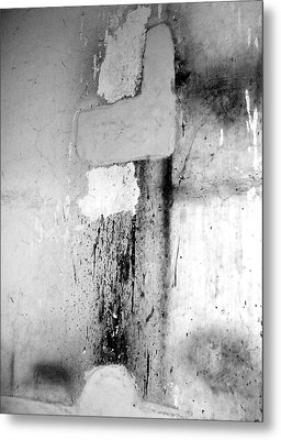 From Abandoned Factory Metal Print by Mary Sullivan