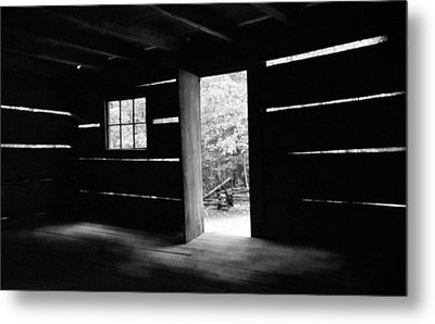From The Inside Metal Print by Lawrence Golla