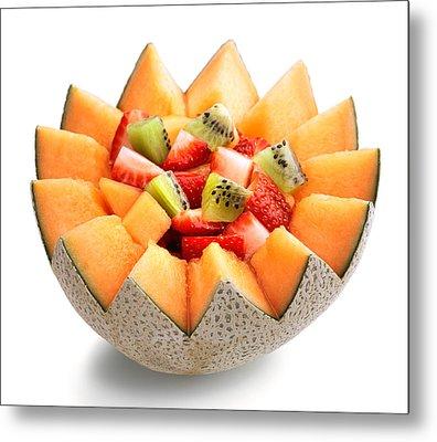 Fruit Salad Metal Print by Johan Swanepoel
