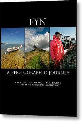 Fyn Book Poster Metal Print by Robert Lacy