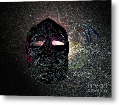 Galactic Dreams Metal Print by L T Sparrow