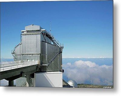 Galileo National Telescope Metal Print by Tony Craddock