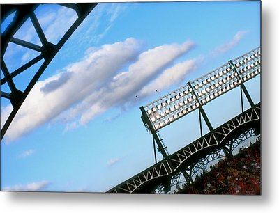 Game Day Metal Print by Jon Berry
