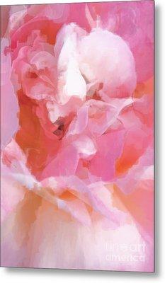 Garden Ballet Metal Print by Gwyn Newcombe