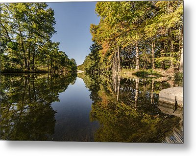Gateway To Paradise Metal Print by Jeffrey W Spencer