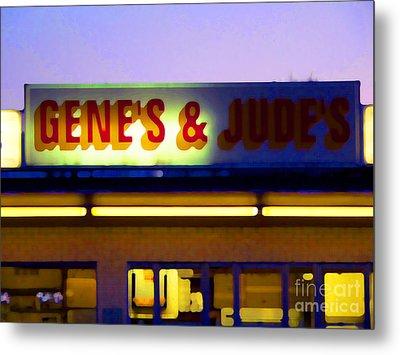 Genes  And Judes Metal Print by David Bearden