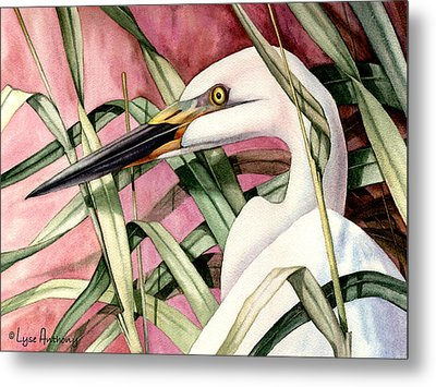 Gentle Breeze Metal Print by Lyse Anthony