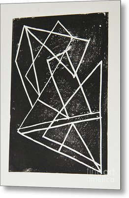 Geometry Metal Print by Christiane Schulze Art And Photography