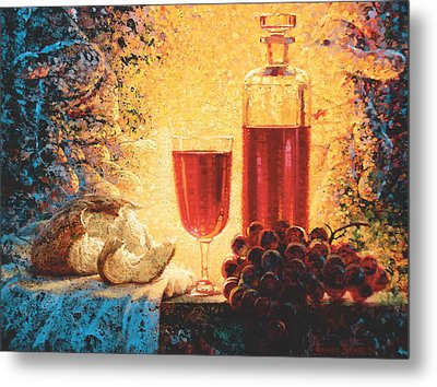 Given For You Metal Print by Graham Braddock