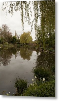 Giverny 8 Metal Print by Art Ferrier