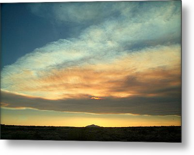 God's Pastels.. Metal Print by Al  Swasey