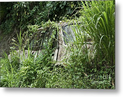 Going Nowhere Metal Print by Marion Galt