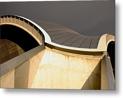 Golden Light Hits The Sage Metal Print by Stephen Taylor