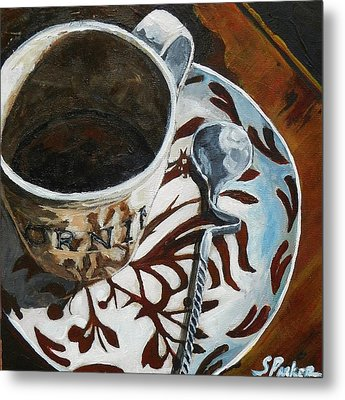 Good Morning Metal Print by Scott  Parker
