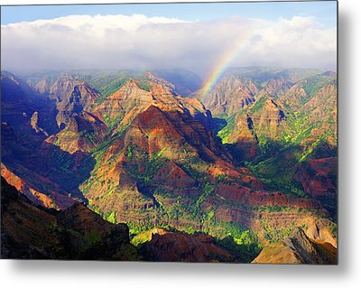 Grand Canyon Of The Pacific Metal Print by Kevin Smith