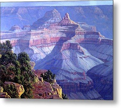 Grand Canyon Metal Print by Randy Follis
