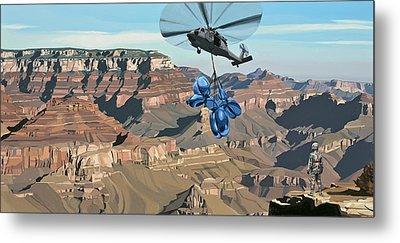 Grand Canyon Metal Print by Scott Listfield