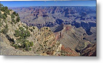 Grand Canyon South Rim Metal Print by Patrick Jacquet