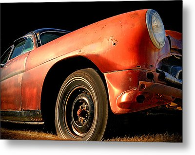 Grandpa Hudson Metal Print by Ron Day