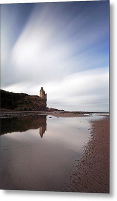 Greenan Castle Metal Print by Grant Glendinning