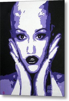 Gwen Stefani Metal Print by Venus