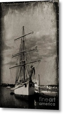 Halifax Harbour Metal Print by John Malone