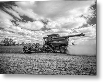 Harvest Time Metal Print by Dale Kincaid