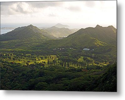 Hawaii Pacific University Metal Print by Kevin Smith