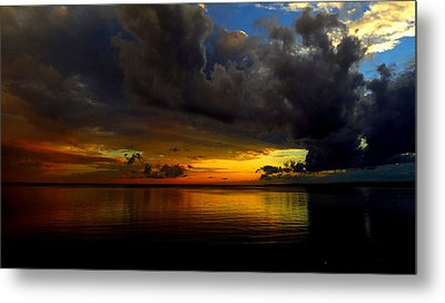 Heaven And Hell Metal Print by Stephen Melcher