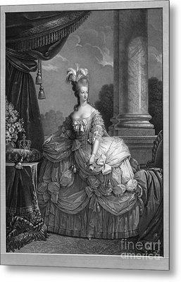 Her Majesty 1828 Metal Print by Padre Art