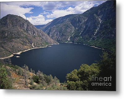 Hetch Hetchy Reservoir Metal Print by Mark Newman