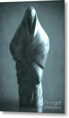 hidden Identity Metal Print by Sophie Vigneault