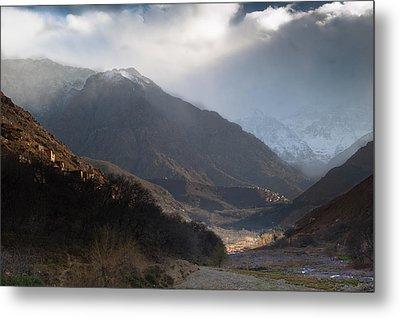 High Atlas Mountains Metal Print by Daniel Kocian