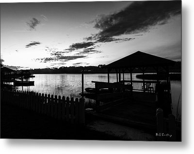 Hinson House 3 Metal Print by Bill Cantey