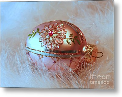 Holiday Greetings From Days Past  Metal Print by Inspired Nature Photography Fine Art Photography