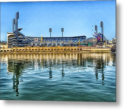 Home Of The Pirates Metal Print by Mountain Dreams