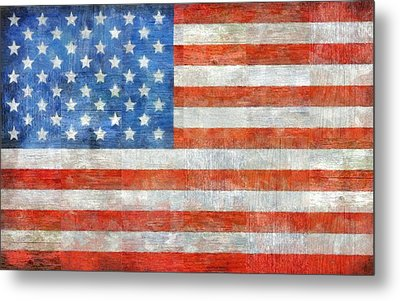 Homeland Metal Print by Michelle Calkins