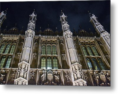 House Of Lords  Metal Print by Bill Mock