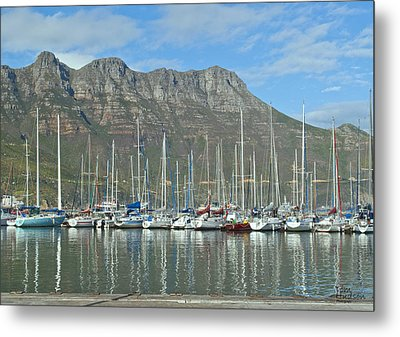 Hout Bay Metal Print by Tom Hudson