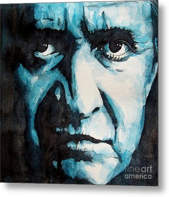 Hurt Metal Print by Paul Lovering
