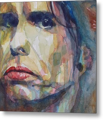 I Could Spend My Life In This Sweet Surrender Metal Print by Paul Lovering