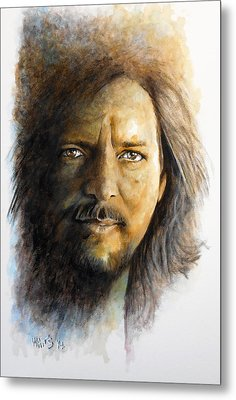 I'm Still Alive Metal Print by William Walts