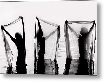 Imagine Metal Print by Cambion Art