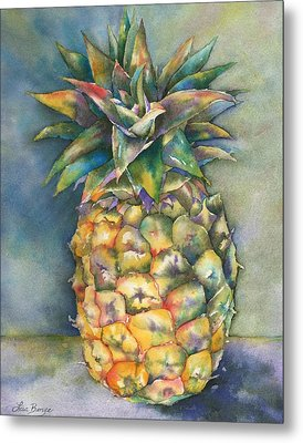 In Living Color Metal Print by Lisa Bunge