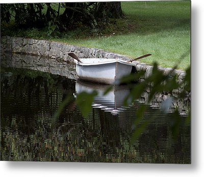 In The Good Old Summer Time Metal Print by Kurt Gustafson