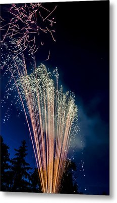 Independence Day 2014 16 Metal Print by Alan Marlowe