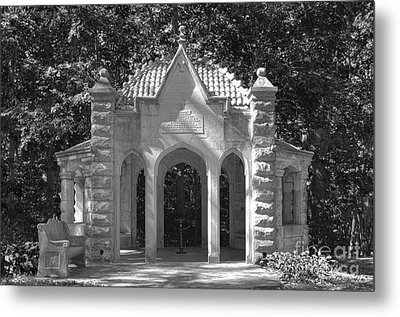 Indiana University Rose Well House Metal Print by University Icons