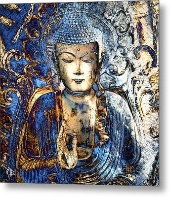 Inner Guidance Metal Print by Christopher Beikmann